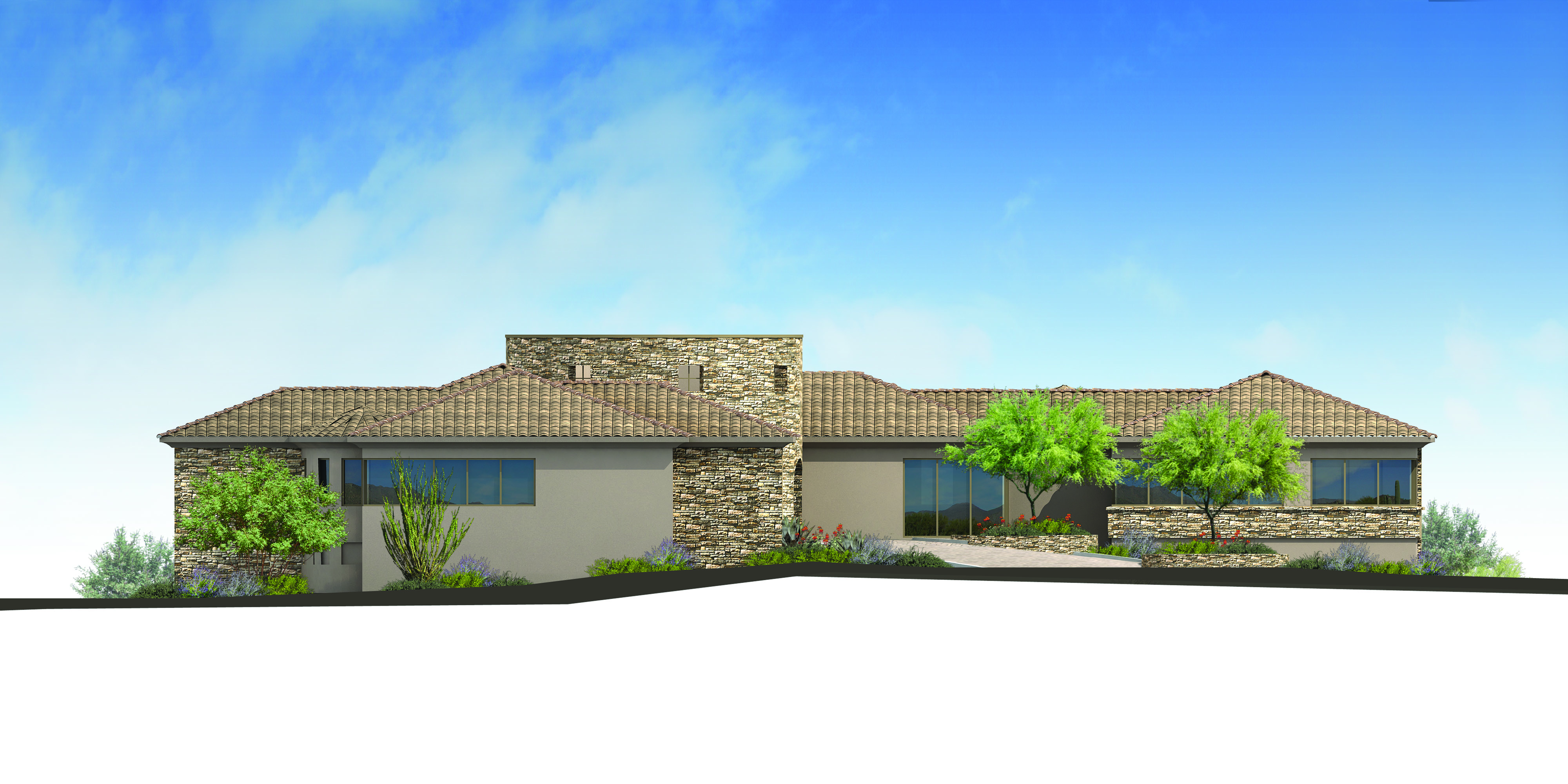 Arizona First Development Properties Las Sendas Office